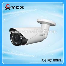 Caméra étanche AHD / TVI / CVI / CVBS 720p 1080p Lentille varifocal 2.8-12mm Balise infrarouge 4 en 1 Caméra surveillance CCTV
