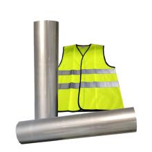 Wholesale textiles printing film reflective heat transfer vinyl for garment safety vest