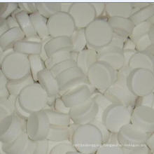 White Chlorine Tablets for Pool