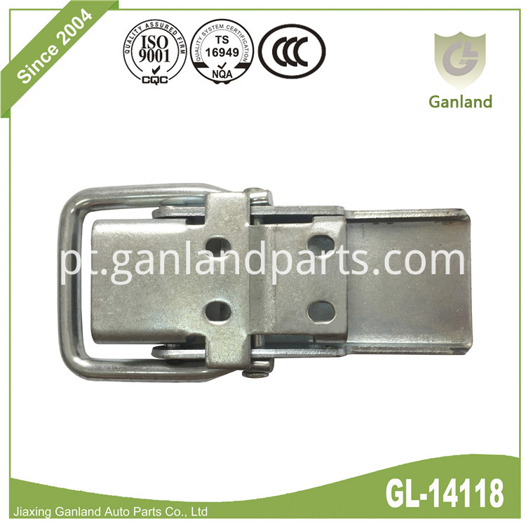 Steel Catch Lockable GL-14118