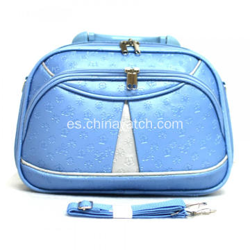 2017 PU en relieve Lady Vanity Case Set