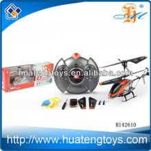 New Arrival 3.5-channel alliage long temps de vol RC gyro Helicopter rc hélicoptère jouets avec caméra sans fil H142610