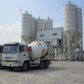 HZS120 Fixed Concrete  Batching Station