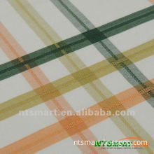 100% polyester printed fabric/decorative stripe fabric/upholstery fabric