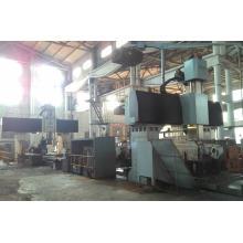 große CNC-Bearbeitungsteile
