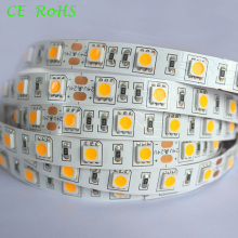 GB 3200k 60LEDs SMD5050 24volt LED Flexible Strip Lighting
