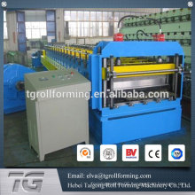 Certificated supplier corrugated sheet machines