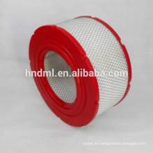 Aire - piezas del compresor filtro 32012957 demalong Elemento de filtro de aire espiral