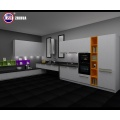 Lacquer Kitchen Furniture for (customized)