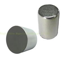 NdFeB Magnet Zylinder geformtes Zink Nickel beschichtet