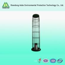 Für Schlauchbeutel Hochtemperaturbeständige Silikonbeschichtete Stützstaubfilterbeutelkäfig