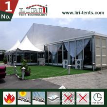 30 x 40m fabrique des tentes pour des événements avec le matériel de PVC