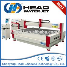 Mármol y granito de corte waterjet máquina de granito y granito de corte de agua de la máquina de chorro