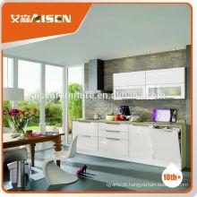 Fábrica de vendas quentes diretamente america canada project experience fabricante armários de cozinha modernos