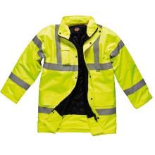 High Visibility Winter Reflective Parka Jacket