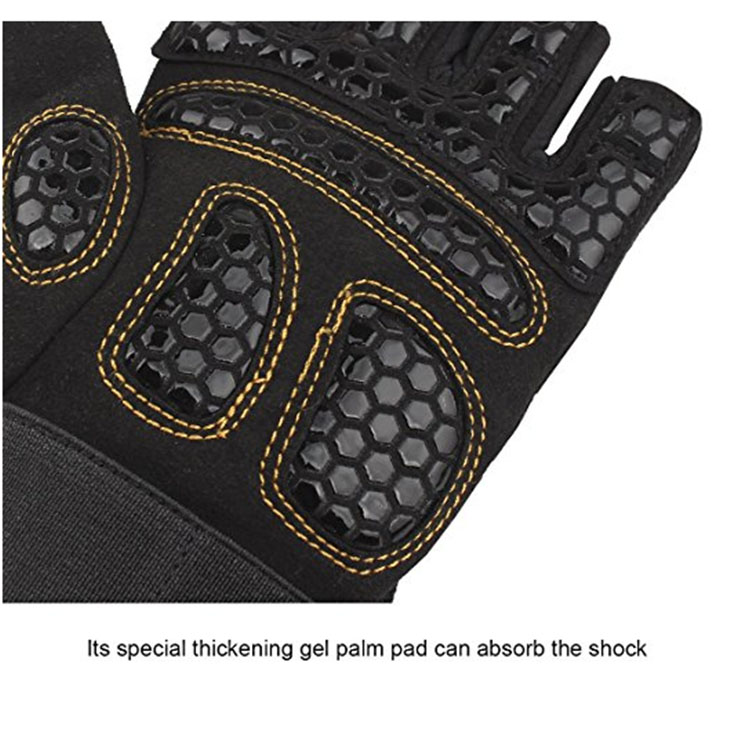 Anti Skid Dumbbells Gloves