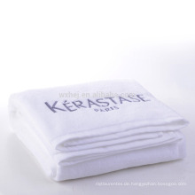 Großhandel Einfarbige Baumwolle Badetücher Strandtücher Mit Logo