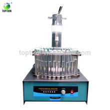 Photochemical Glass Reactor for solid sample reaction