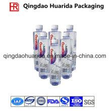 Pet / PVC Shrink Etiketten für Flaschen und Dosen mit buntem Druck