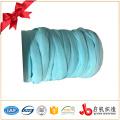 Bande élastique élastique adaptée aux besoins du client de caoutchouc de silicone élastique durable et flexible
