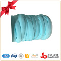 Customized durable and flexible unbreakable elastic silicone rubber elastic band