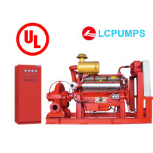 Pompes centrifuges anti-incendie avec certificat UL (XBC)