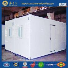 Maison à conteneurs / maison à conteneurs mobiles (CH-67)
