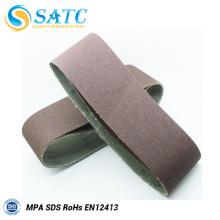2018 cinturones de lijado de unión a tope más populares de 75 * 533 mm