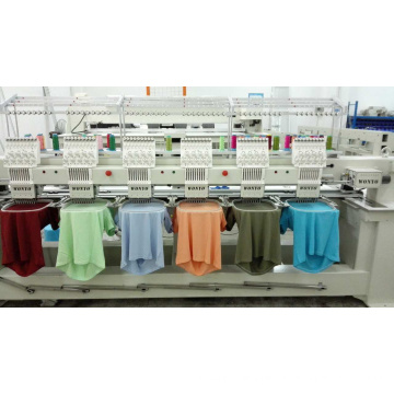 High Resolution Hot Sale 6 Heads Embroidery Machine Wy1206c