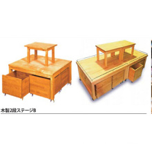 Wooden Display Table