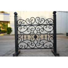 Elegant Design Iron Fence