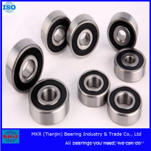 High Performance Rubber Seal Ball Bearing 2RS Bearing