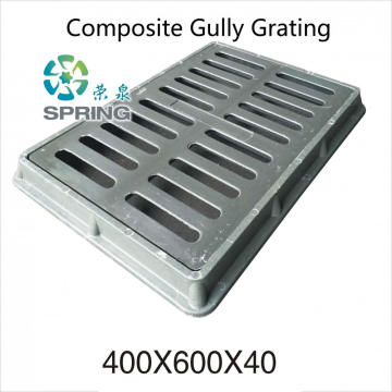 Drain System with Gratings