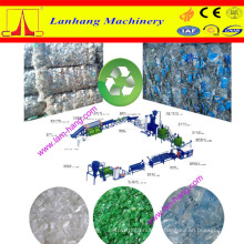 1500kg PET Recycling Plant from factory