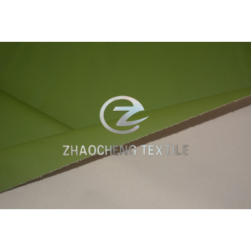 Green Color Transfer Film Coating Fabric