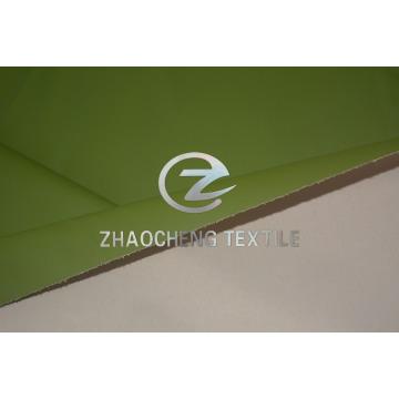Ткань покрытия зеленого цвета для переноса цвета