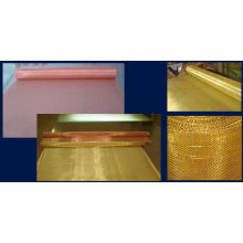 Brass Copper Wire Weaving Filter Mesh