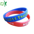 Hot Sale Magnetic Ion Embossed Power Silicone Armband