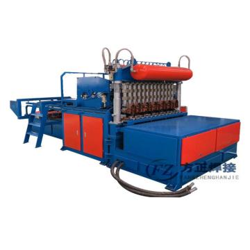 Heavy Gauge Galvanized Welded Wire Mesh Machine