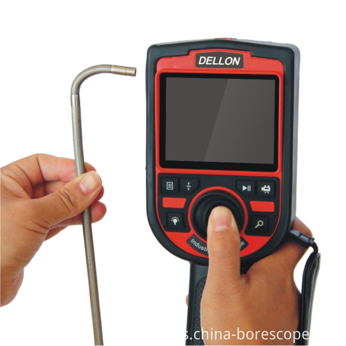 Pipe industry borescope