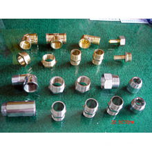 Screw Fittings for All Kinds of Brass Fittings (1/2.3/4.1)