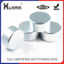 Strong Disc Industrial Sintered Rare Earth Permanenet NdFeB Neodymium Magnet