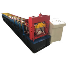 312Color Sheet Roof Roll Cap Roll Forming Machine