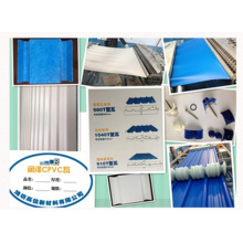 Chemical Resin For Extrusion Chlorinated Pvc Resin