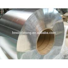Reflectancia de la bobina de aluminio espejo no anodizado por encima del 80%