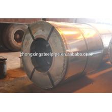 bobina de aço GI prepainted / PPGI / PPGL cor revestida de chapa de aço galvanizada em bobina