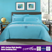 2017 sample avaliable Hotel Bedding/living Sheets,100% Cotton Plain White T330 Hotel Bed Sheet