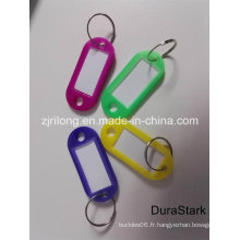 Signature a & Key Tags & Label & Plastic Keychain & Accessories (DR-Z0161)