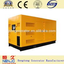 Generador diesel ruidoso de 640KW Wudong
