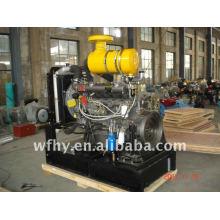 Дизельный морской двигатель R6105IZLD 132KW